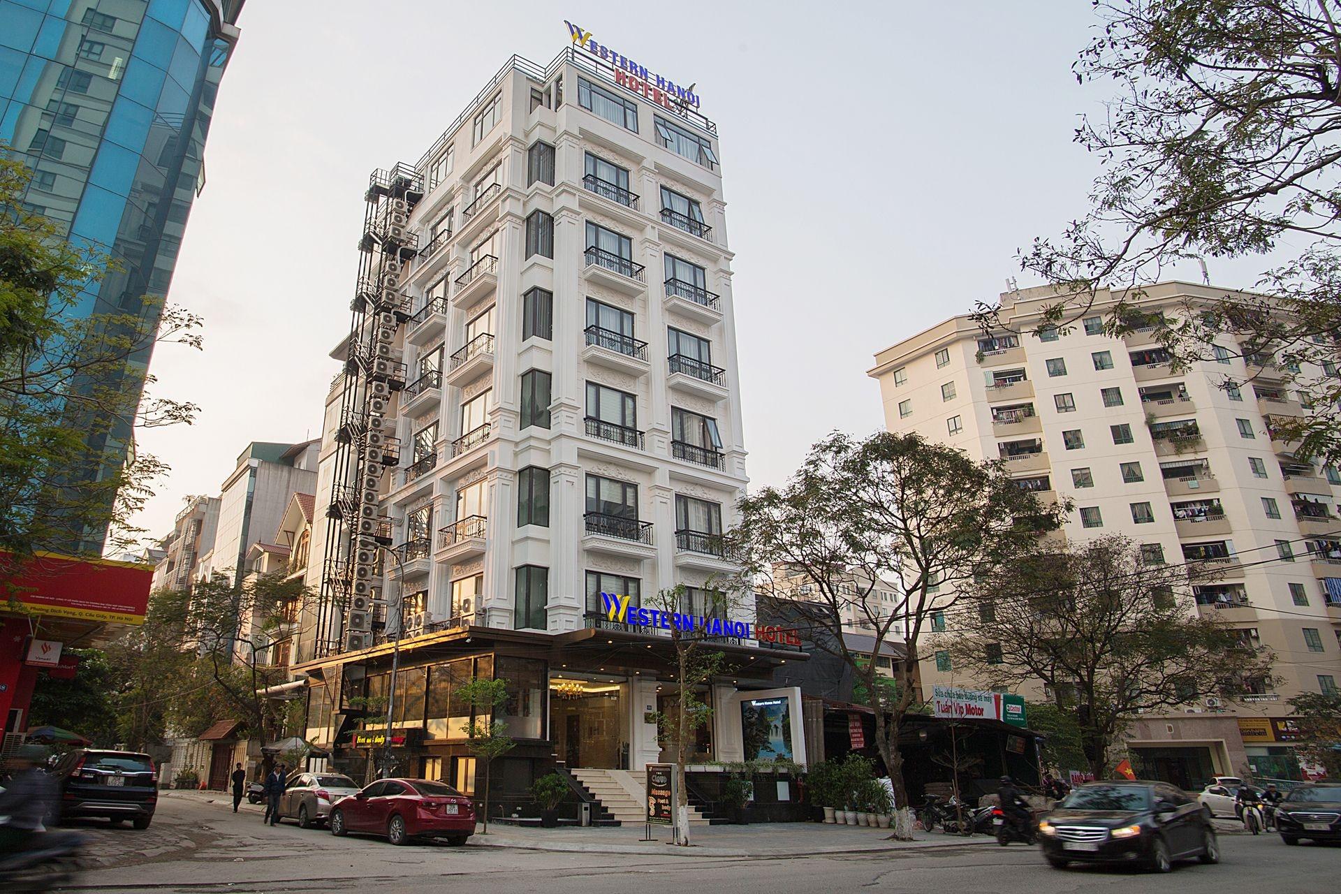 Western Hanoi Boutique Hotel, Cầu Giấy