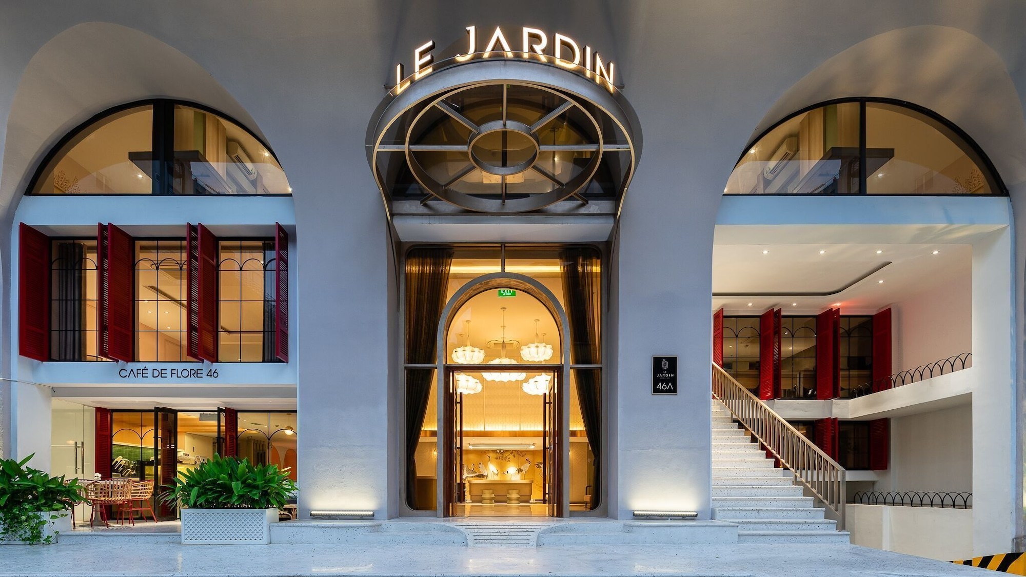 Hanoi Le Jardin Hotel & Spa, Ba Đình