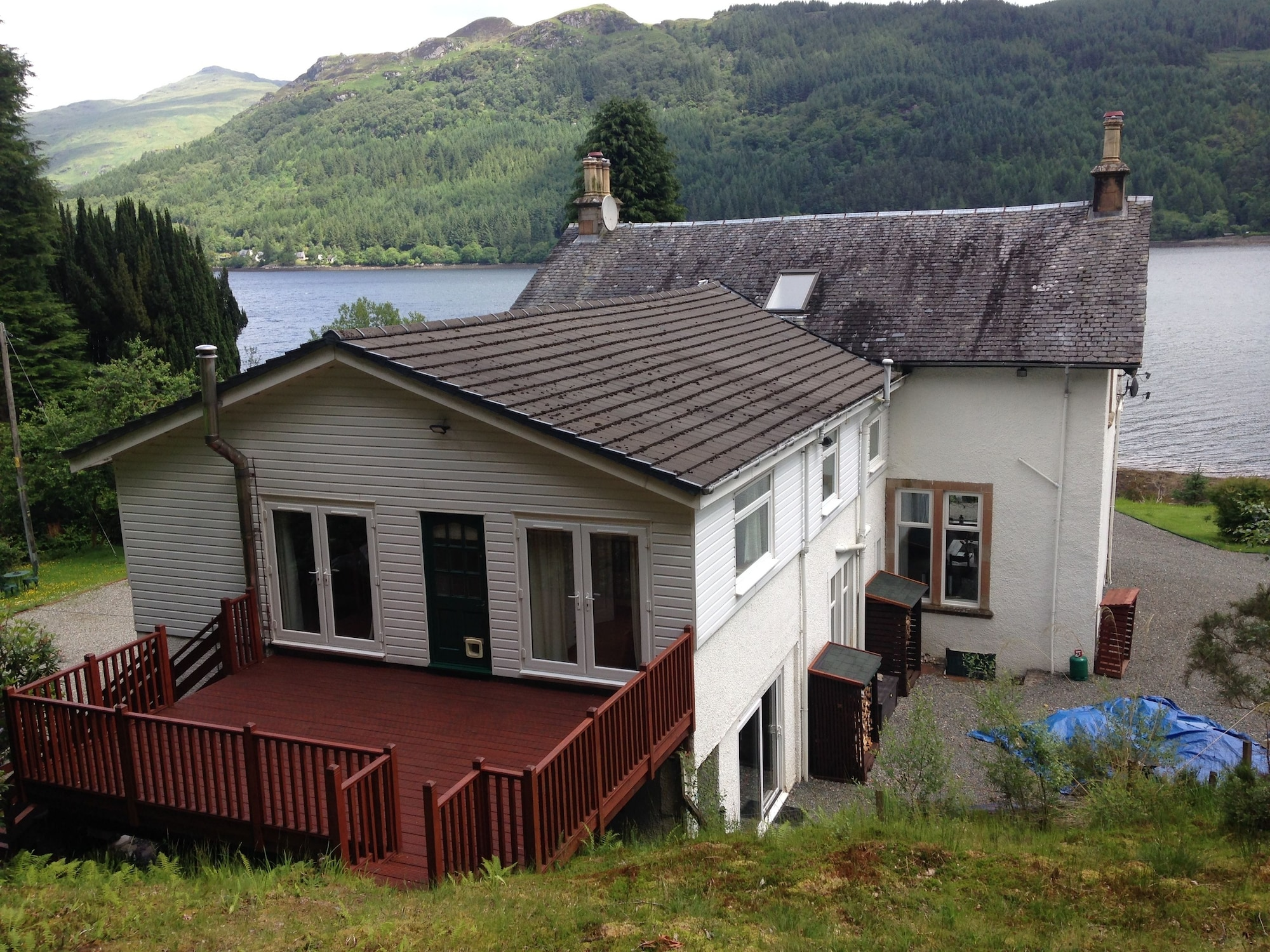 Lochwood House Wing, Argyll and Bute