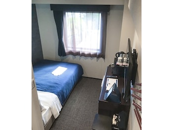 シングルルーム 喫煙可|ホテルリブマックス岡山