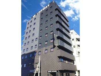 HOTEL LIVEMAX OKAYAMA Exterior