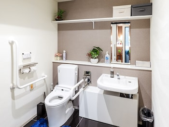 HOTEL LIVEMAX OKAYAMA Bathroom