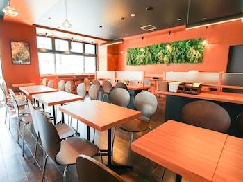 HOTEL LIVEMAX PREMIUM HIMEJIEKI-MINAMI Breakfast Area