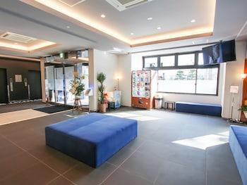HOTEL LIVEMAX PREMIUM HIMEJIEKI-MINAMI Lobby