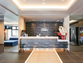 HOTEL LIVEMAX PREMIUM HIMEJIEKI-MINAMI Reception