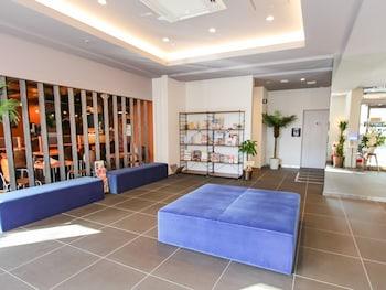 HOTEL LIVEMAX PREMIUM HIMEJIEKI-MINAMI Lobby Sitting Area