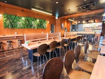 HOTEL LIVEMAX PREMIUM HIMEJIEKI-MINAMI Cafe