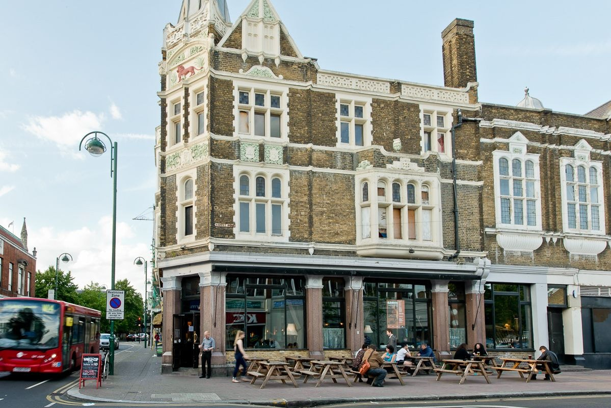 Red Lion, London