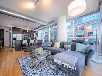 Seaport Penthouse Condos by Barsala