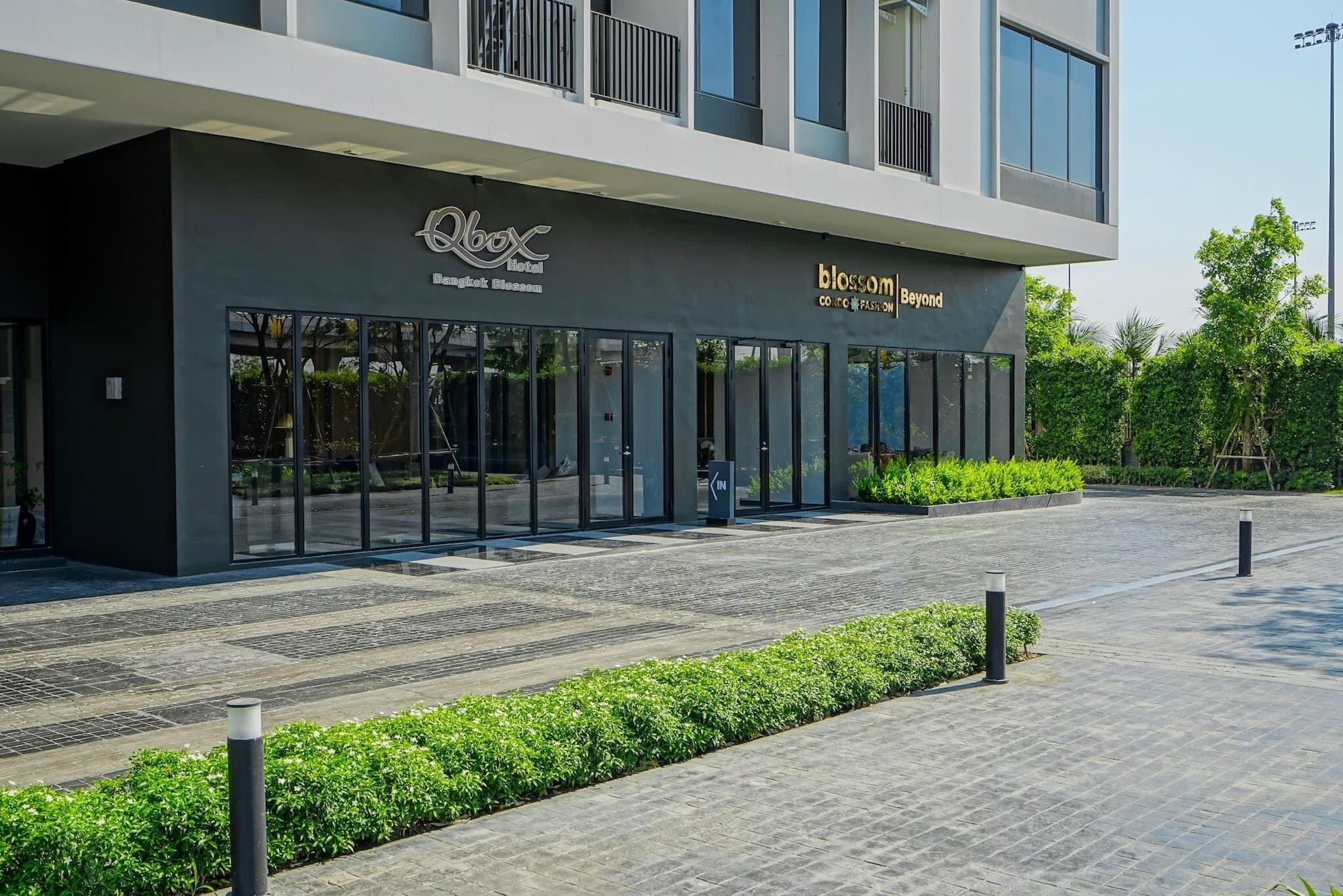 Q-Box Hotel Bangkok Blossom, Khan Na Yao