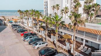 南帕諸島可可海灘汽車旅館 Coco Beach Hotel on South Padre Island