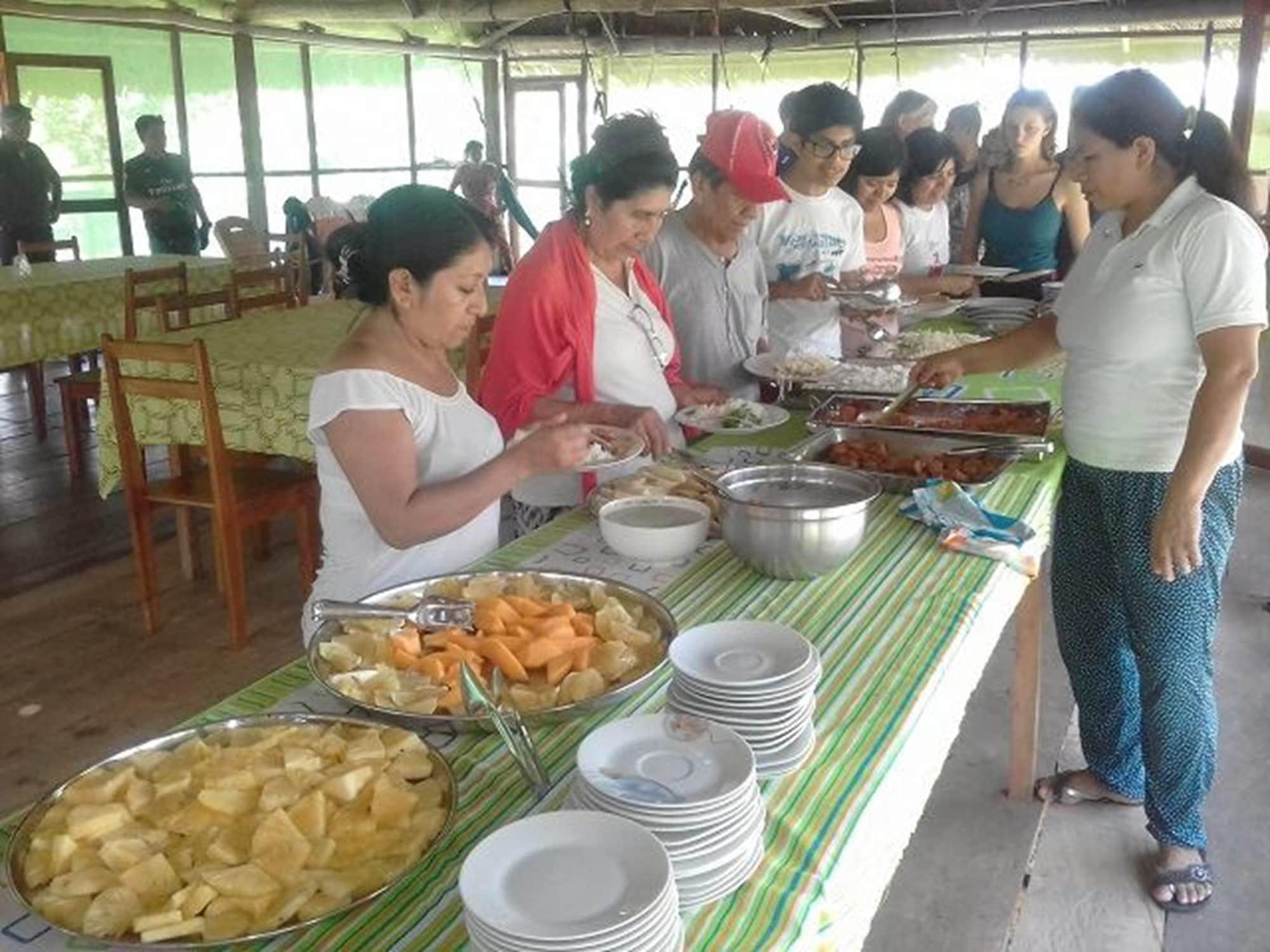 Yanayacu River Lodge, Maynas