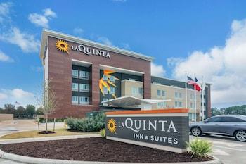 休士頓南斯普林溫德姆拉昆塔套房飯店 La Quinta Inn and Suites by Wyndham Houston Spring South