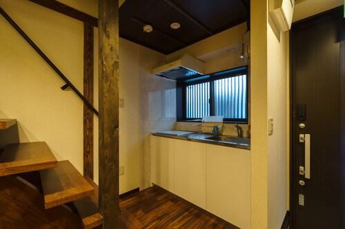 IKIDANE HOUSE Osaka Kyobashi NEI, Osaka