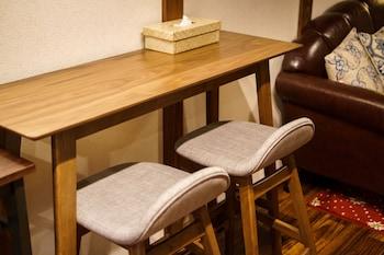 IKIDANE HOUSE OSAKA KYOBASHI NEI Room Amenity