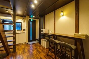 IKIDANE HOUSE OSAKA KYOBASHI NEI Room