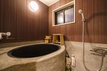 IKIDANE HOUSE OSAKA KYOBASHI NEI Bathroom