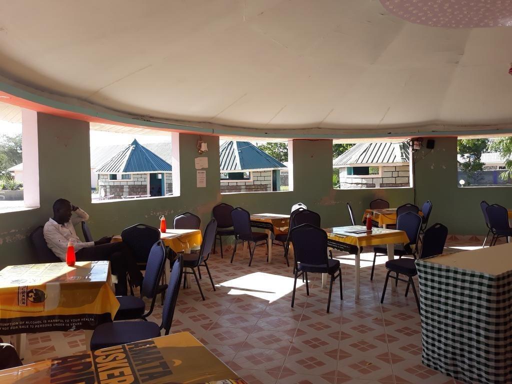 Sanfields Lodwar Camp, Turkana Central