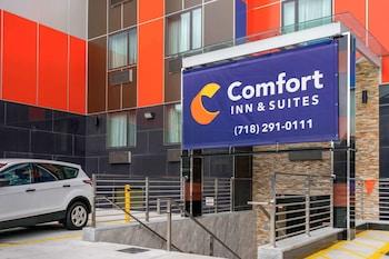 甘迺迪國際機場捷運附近凱富套房飯店 Comfort Inn & Suites near JFK Air Train