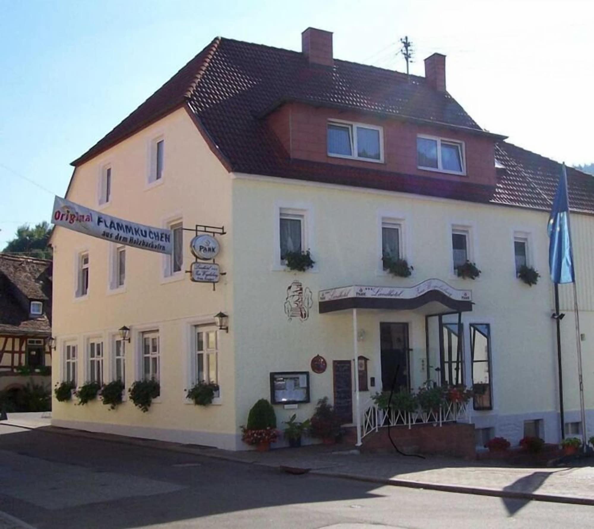 Garni-Hotel zur Wegelnburg, Südwestpfalz