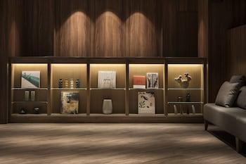 NEST HOTEL HIROSHIMA HATCHOBORI Reception