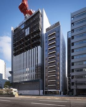 NEST HOTEL HIROSHIMA HATCHOBORI Exterior