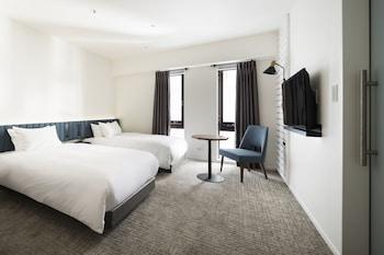 NEST HOTEL HIROSHIMA HATCHOBORI Room