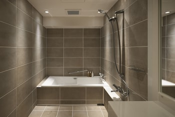 NEST HOTEL HIROSHIMA HATCHOBORI Bathroom