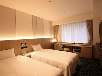 スタンダードツイン 禁煙|20㎡|京王プレリアホテル札幌