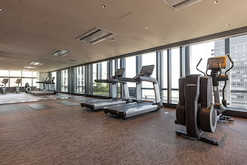 THE BLOSSOM HIBIYA Fitness Facility