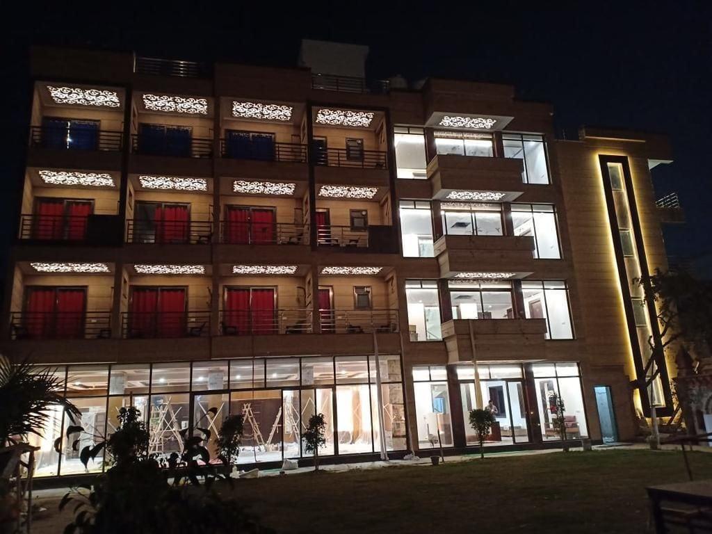 JJK Rukmini Vilas Hotels and Banquets, Muzaffarpur