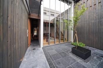 RESIDENCE JO NIJYOJO Courtyard