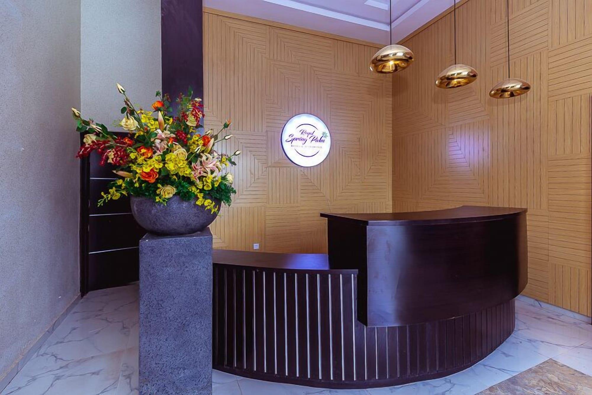 Royal Spring Palm Hotel & Apartment, Owerri Municipal