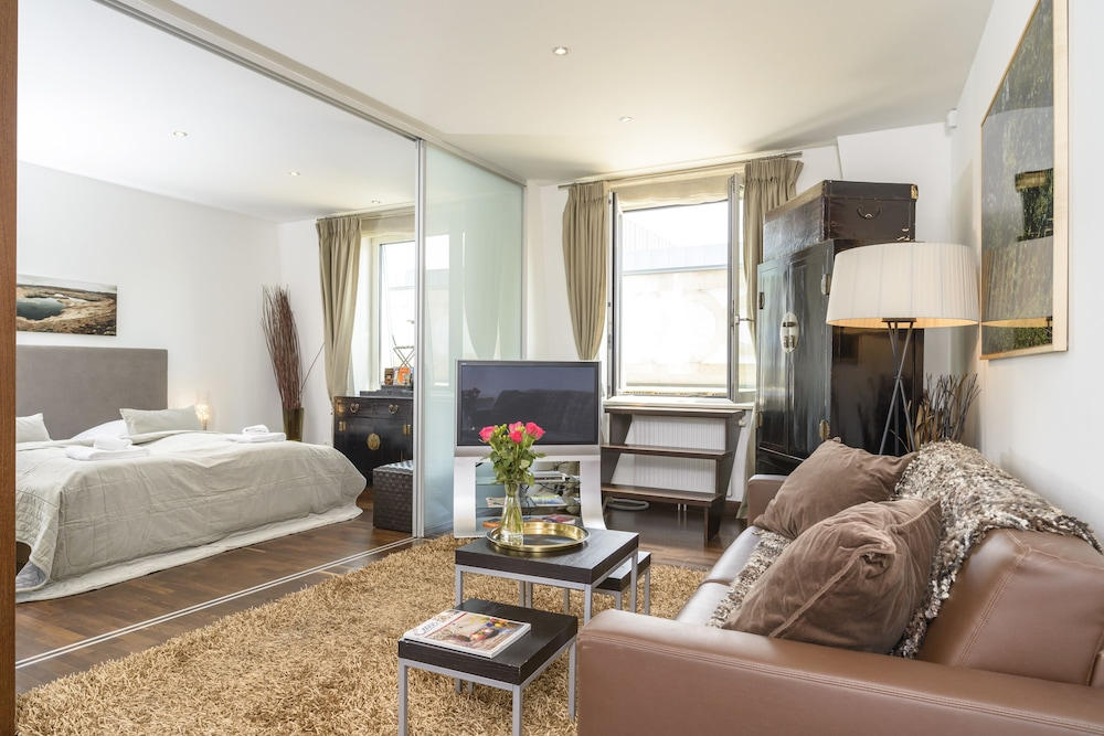 Top of Ambassador Apartment
