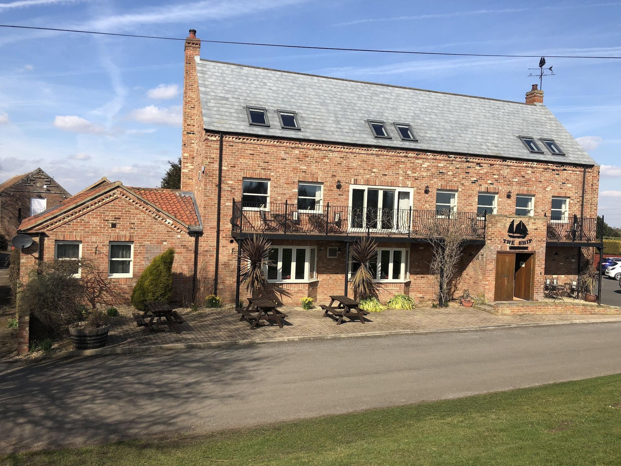 The Ship Inn, Lincolnshire