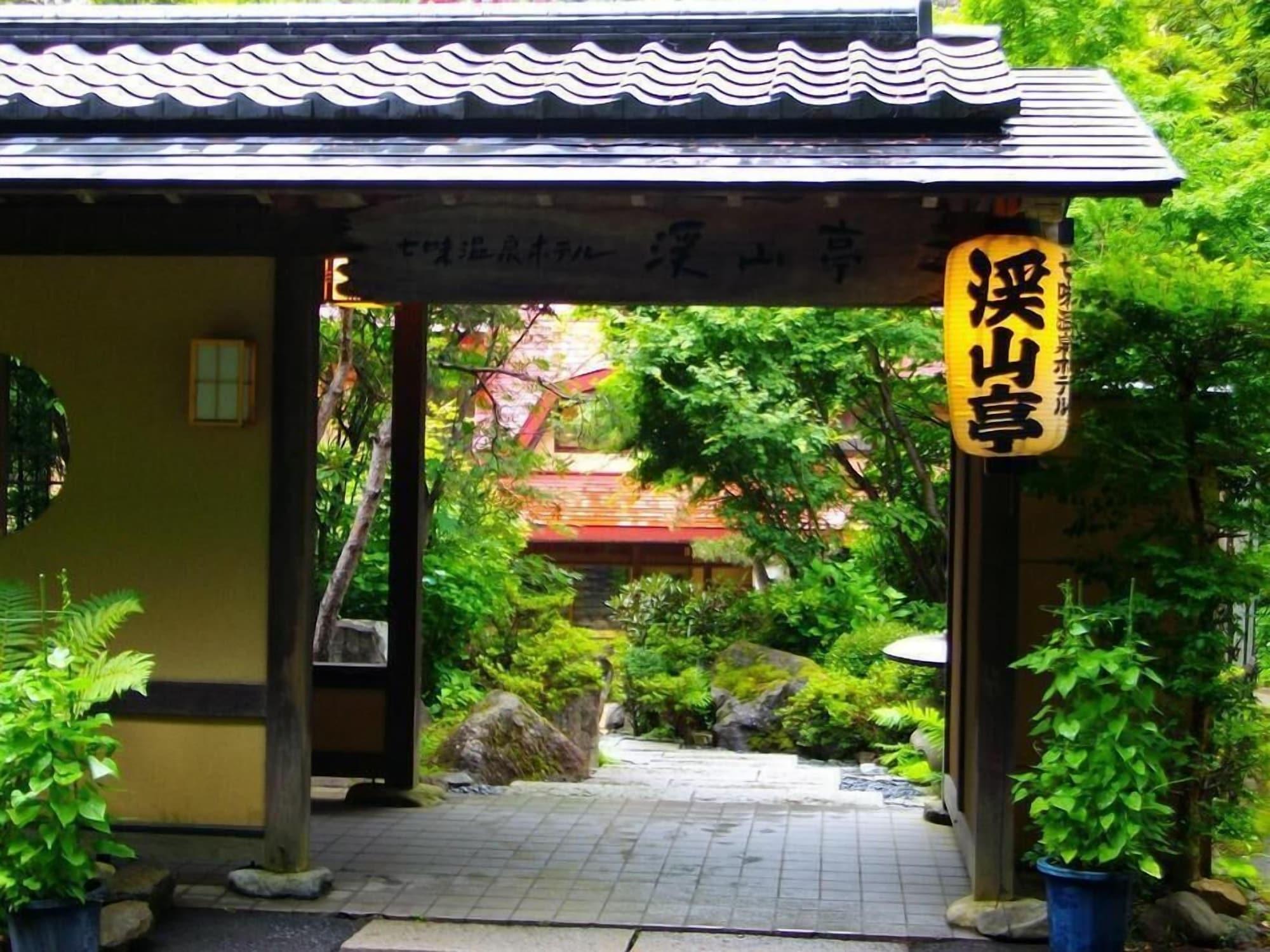 Shichimionsenhotel Keizantei, Takayama