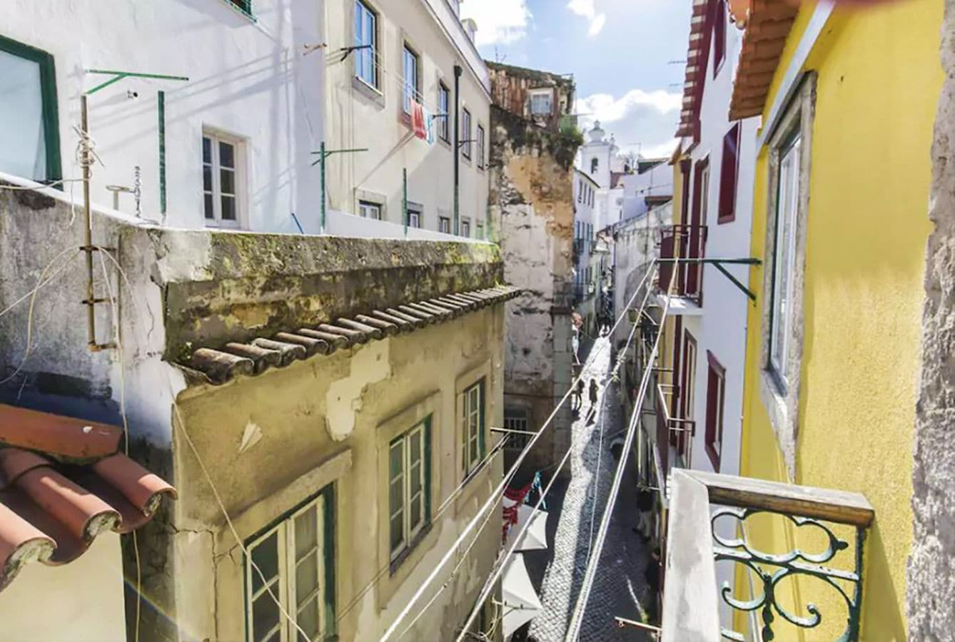 Alfama Charming Apartment, Lisboa