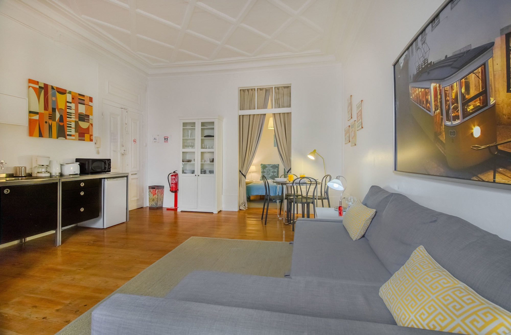 Chiado Balcony Apartment, Lisboa