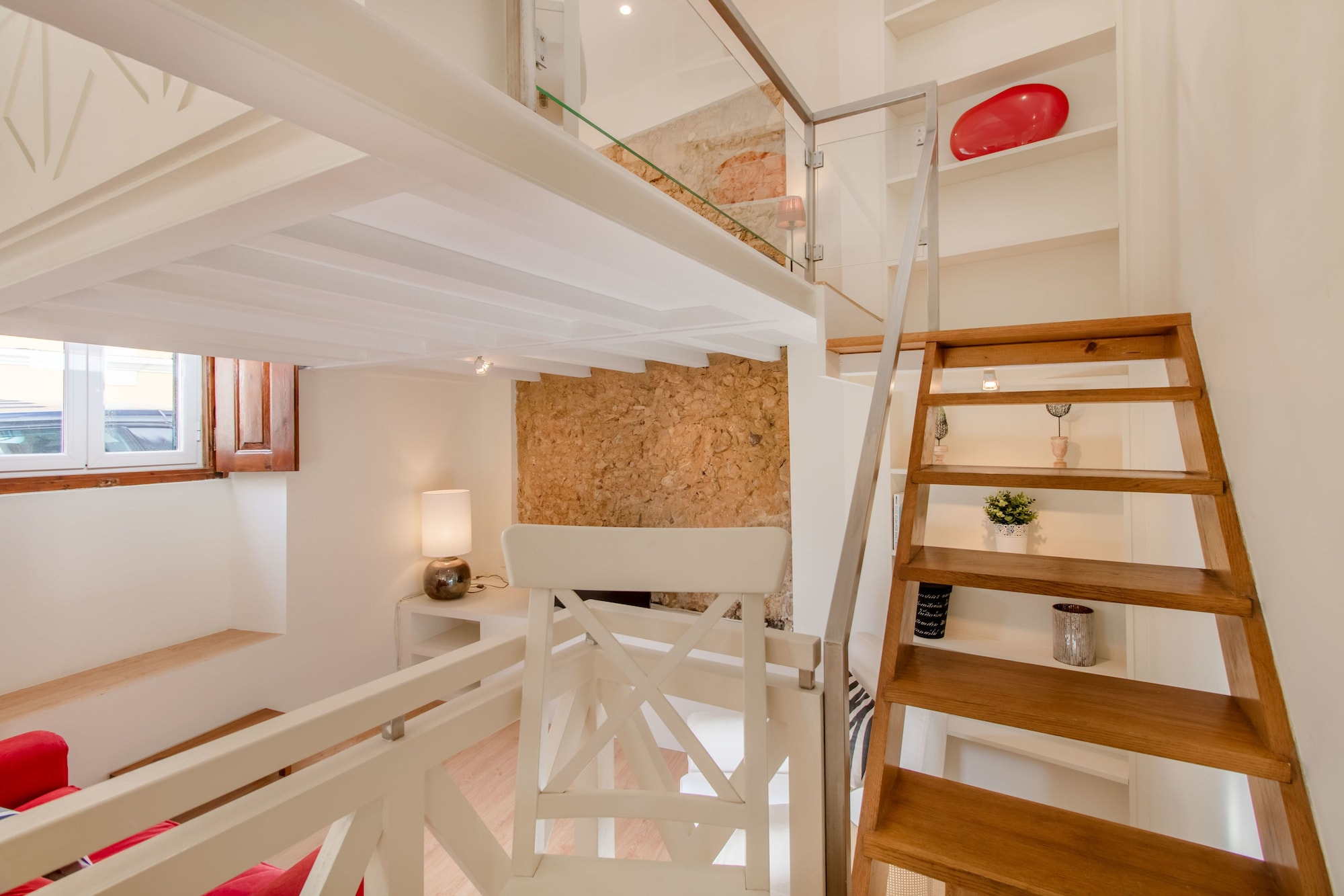 Lapa Cozy Flat With Mezzanine, Lisboa