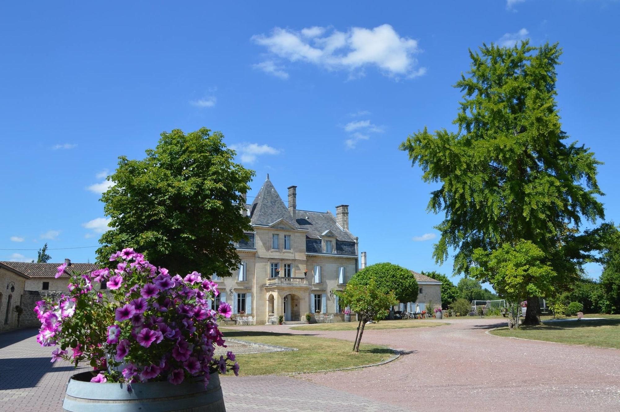 Hotel Chateau Julie, Gironde