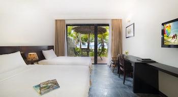 İki Ayrı Yataklı Oda, Okyanus Manzaralı, Denize Sıfır