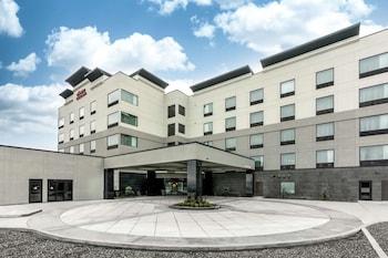斯波坎市中心恒庭飯店 - 南方 Hampton Inn & Suites Spokane Downtown-South