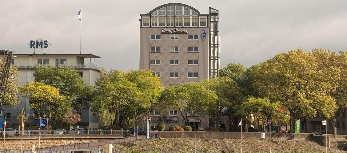 La Vigie Hotel & Ristorante Belvedere, Duisburg