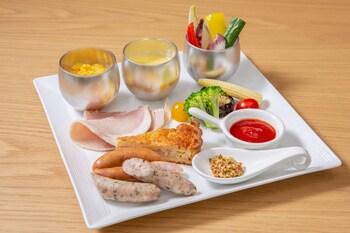MITSUI GARDEN HOTEL GINZA-GOCHOME Breakfast Meal