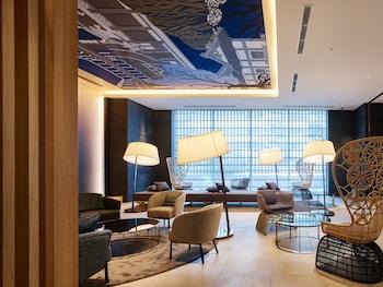 MITSUI GARDEN HOTEL GINZA-GOCHOME Lobby Lounge