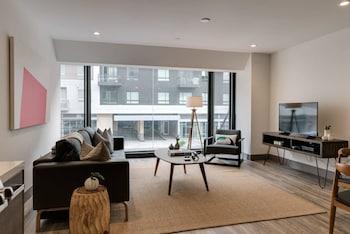 Modern & Spacious 2-bedroom Dtla