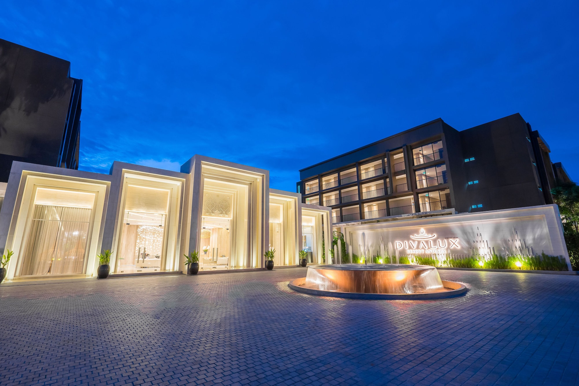 Divalux Resort and Spa Hotel, K. Bang Sao Thon