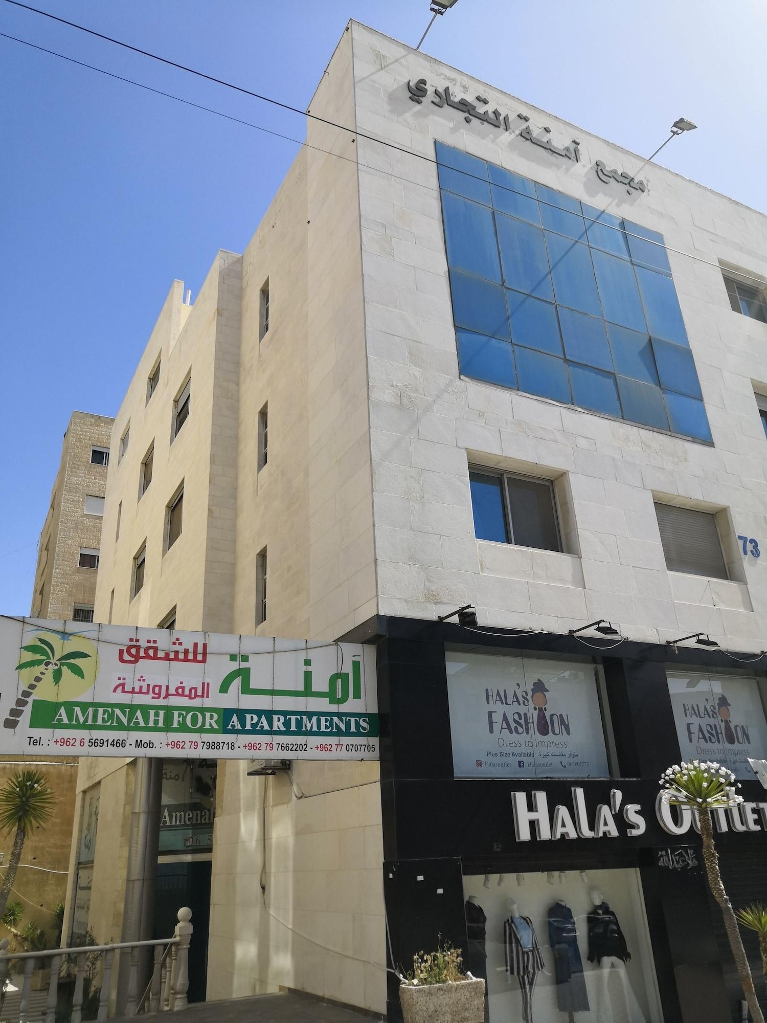 Amnah Apartments, Salt