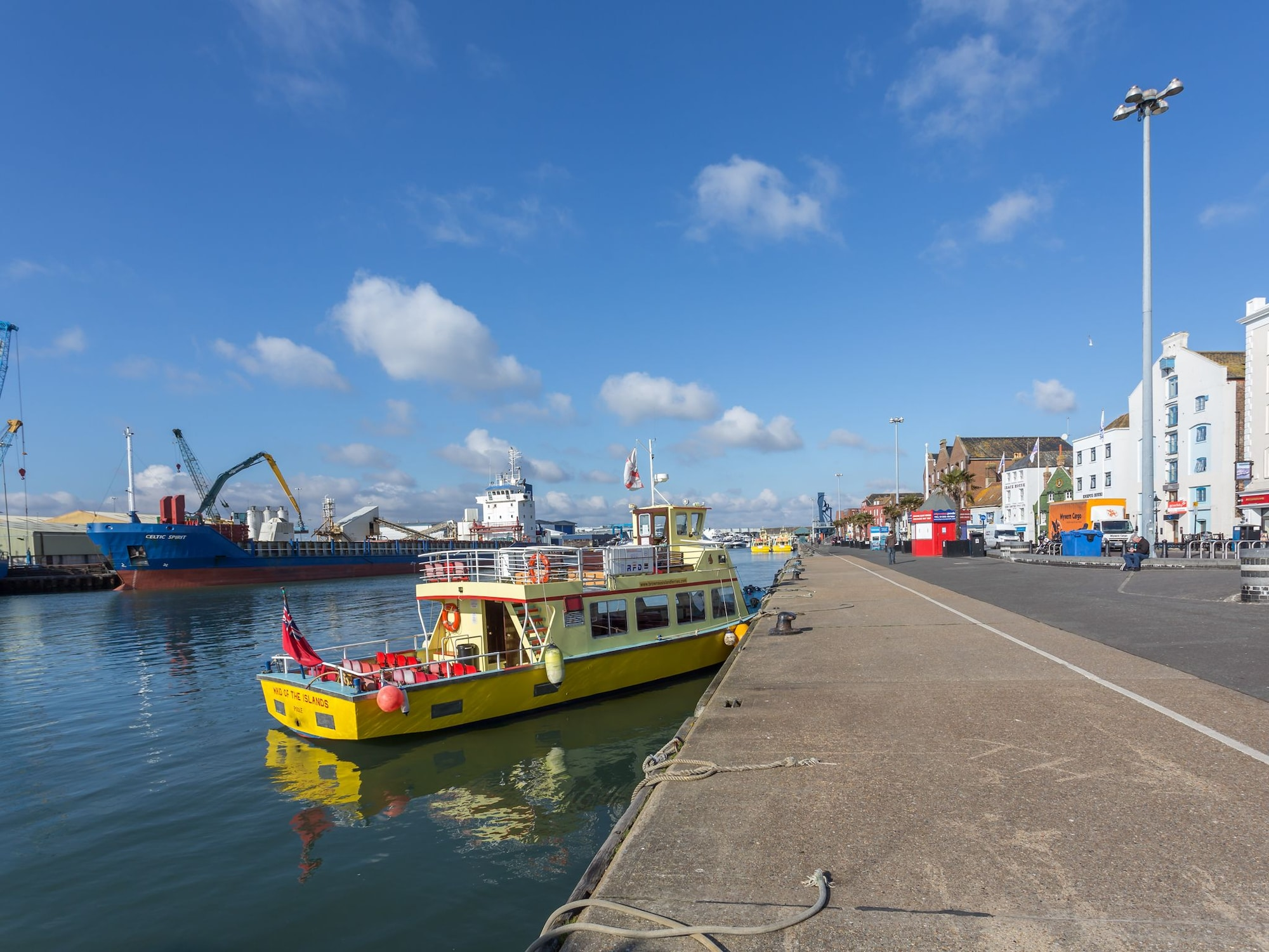 Galician Shore, Poole