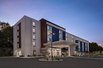 威徹斯特郡塔卡霍萬豪春季山丘套房飯店 SpringHill Suites by Marriott Tuckahoe Westchester County
